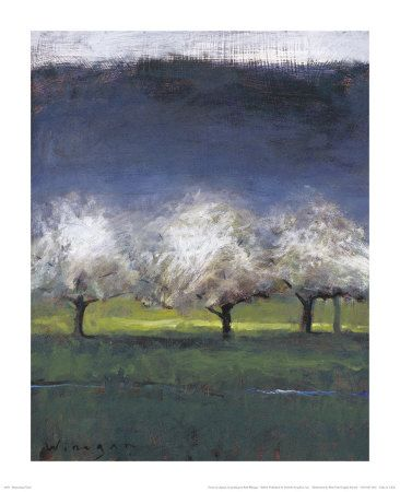 Blossoming Trees by Seth Winegar