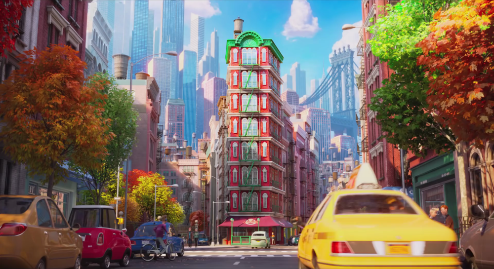 New York City (With images) Secret life of pets, City