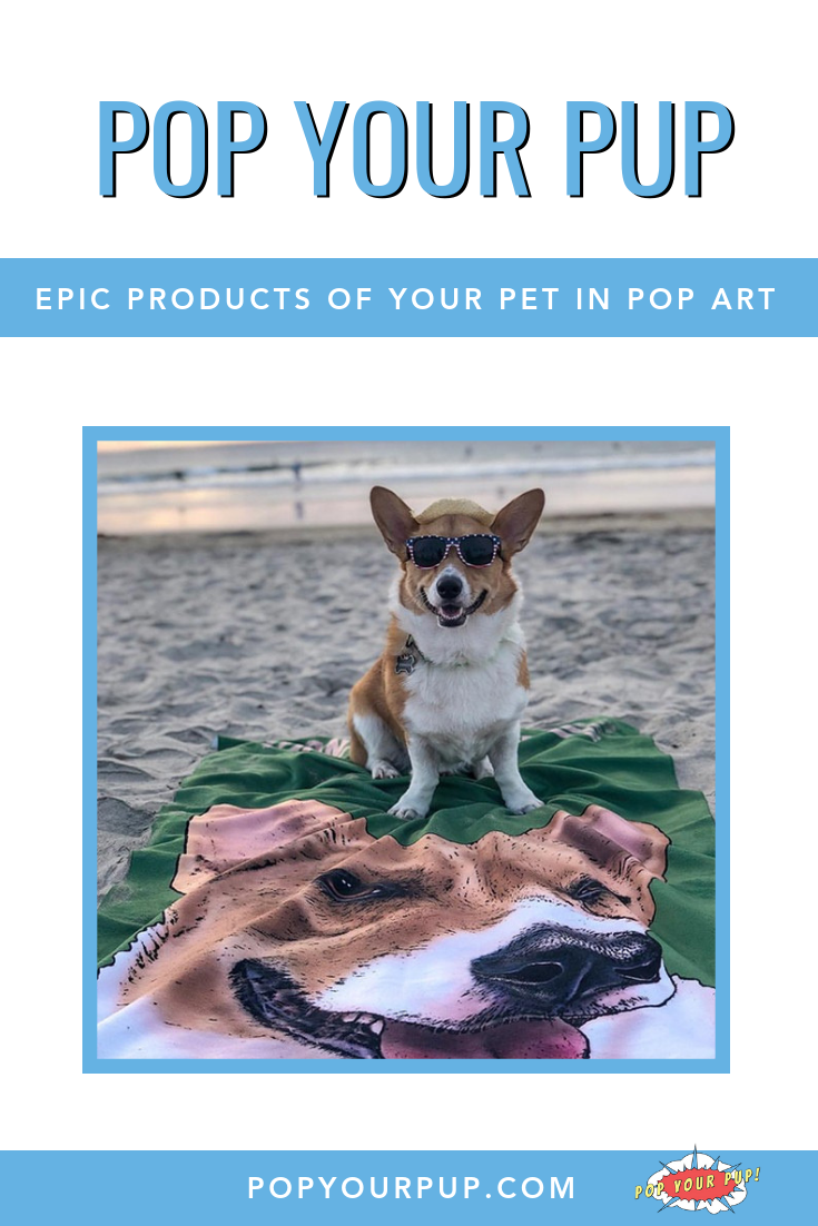 Never Lose Your Towel At The Beach Again With Our Customized Full