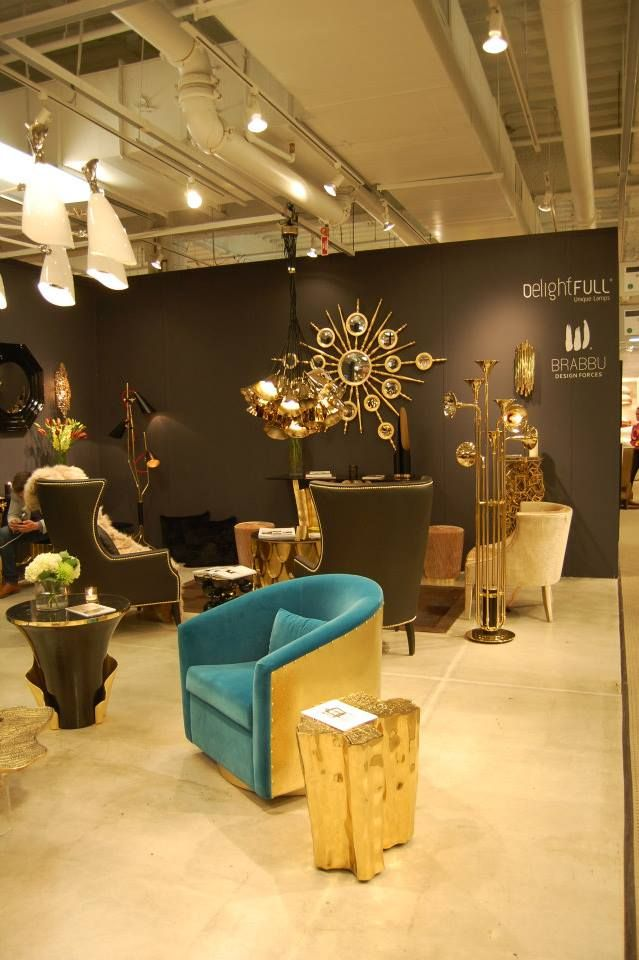 Trade show  High Point Market, Spring Edition 2014, @BRABBU, USA, NC, hpmkt
