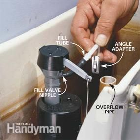 How To Fix A Running Toilet Toilet Repair Home Repair Diy Home