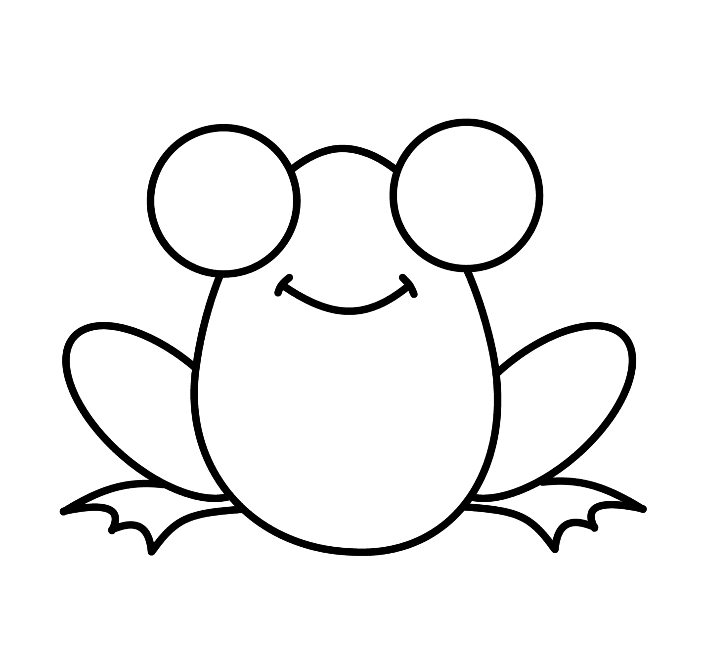 How To Draw Cartoons Frog Charter Cakes Frog Drawing