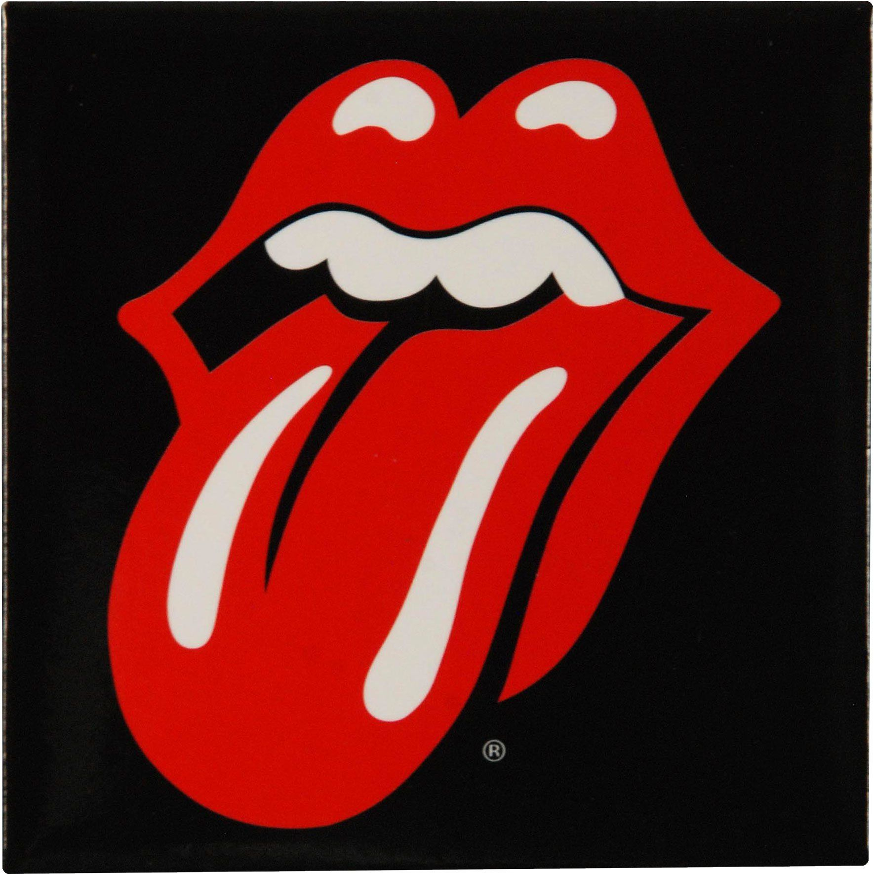 Classic Tongue Magnet In 2020 Rolling Stones Logo