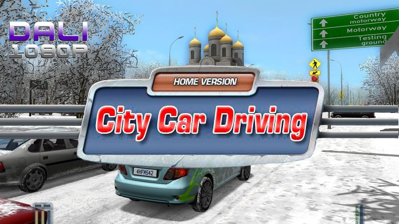 City Car Driving Steam Edition Is A Realistic Car Driving Simulator