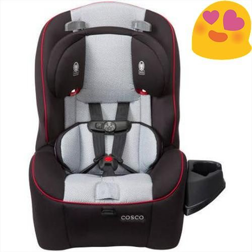 Cosco Easy Elite 3-in-1 Convertible Car Seat, Wall Street Keeps Your ...