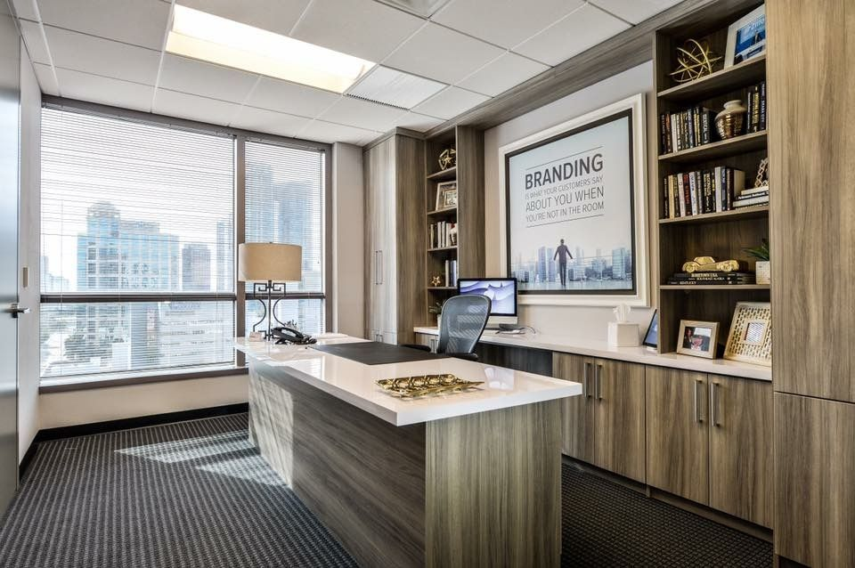 custom cabinetry homeoffice office storage style