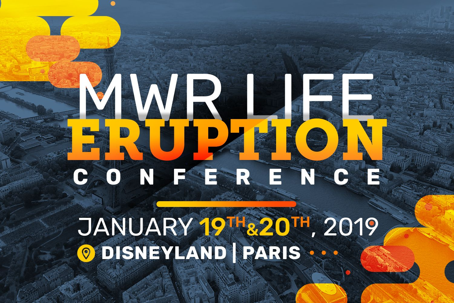 Ring in the New Year with MWR Life at the Eruption