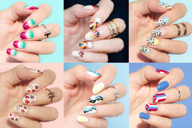 Popular Nail Art 2015 Best Nail Designs 2018