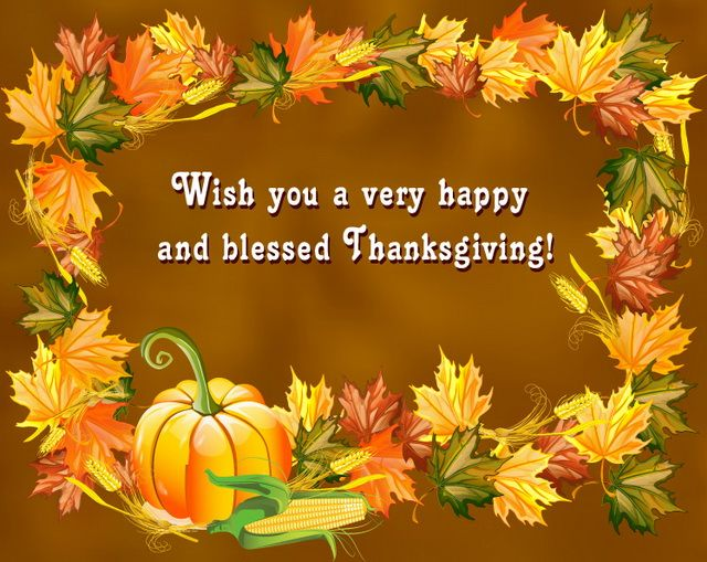 inspiring happy thanksgiving quotes for family and friends images