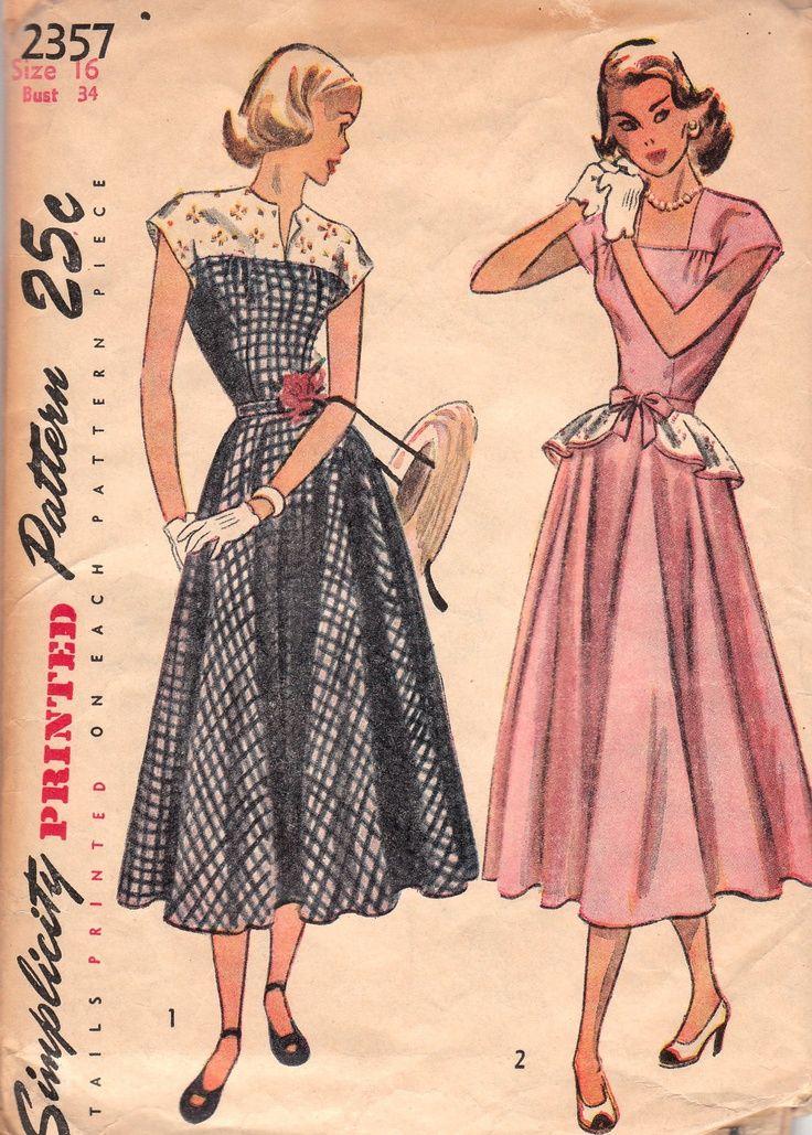 Kjoler med variation