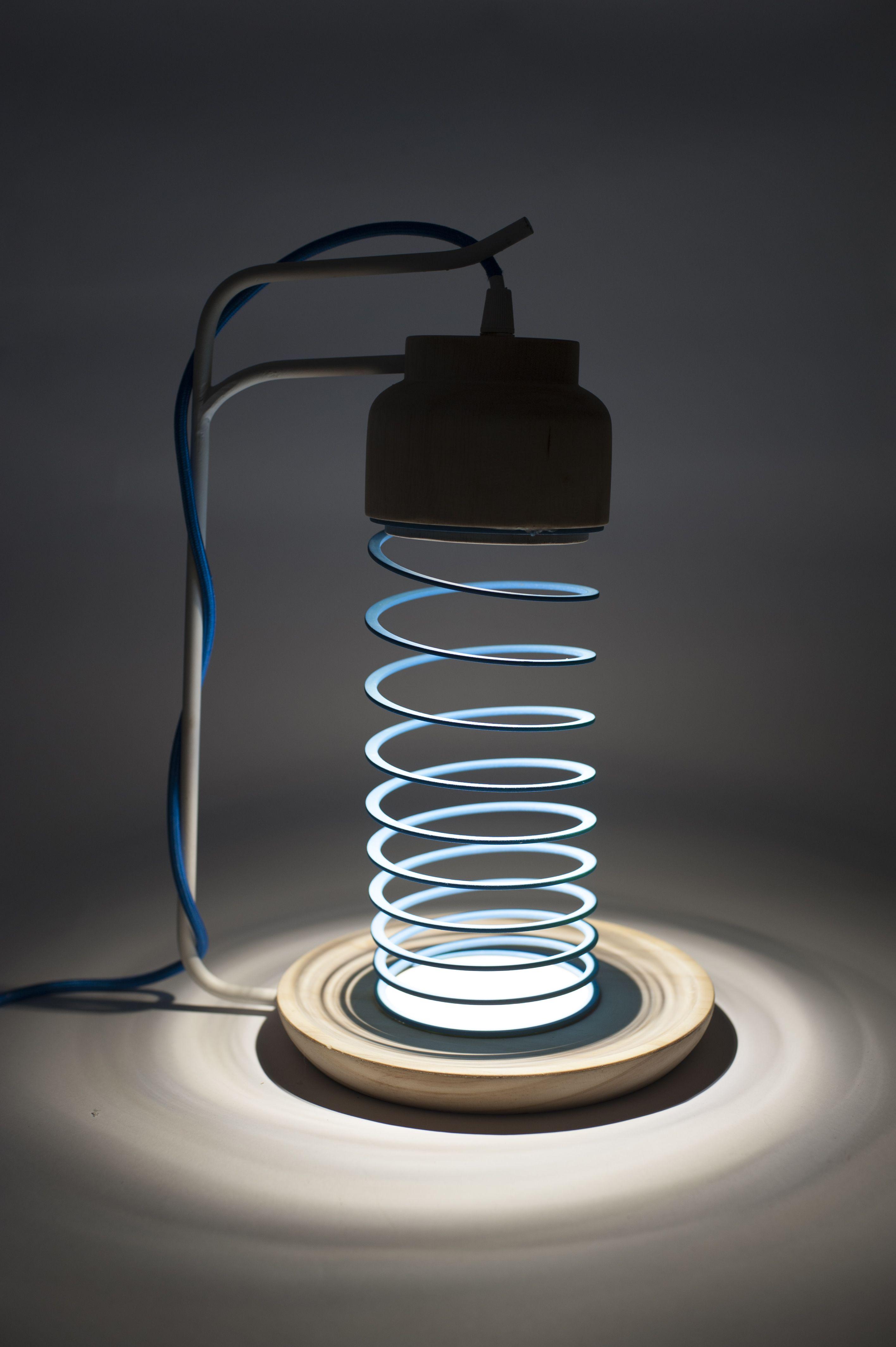 Rizo lamp by Guillem Pérez García