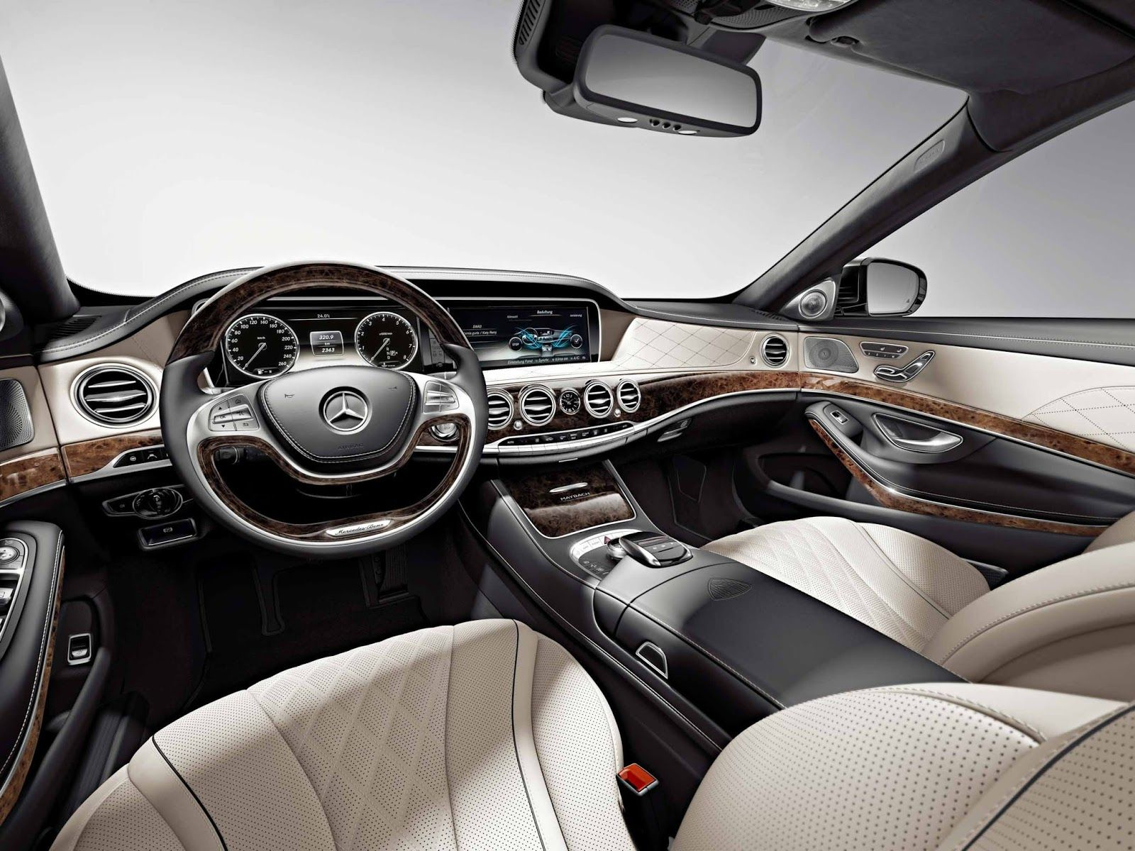 cars life cars fashion lifestyle blog mercedes maybach s600 is revealed - 2015 Mercedes S600 Interior
