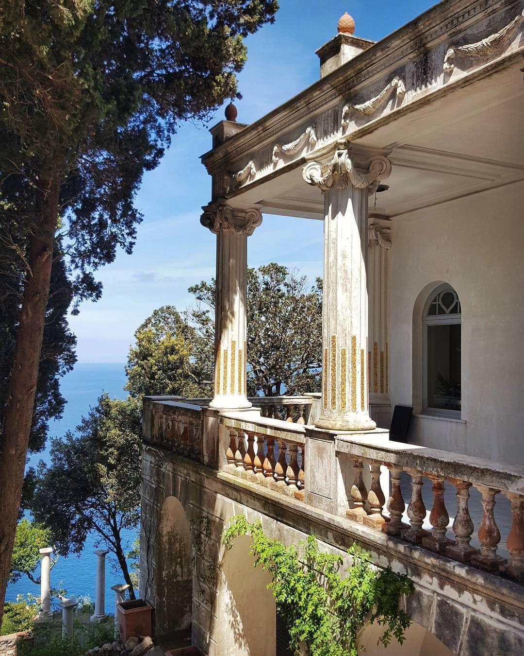 Villa Lysis on the Island of Capri Italy capri italy