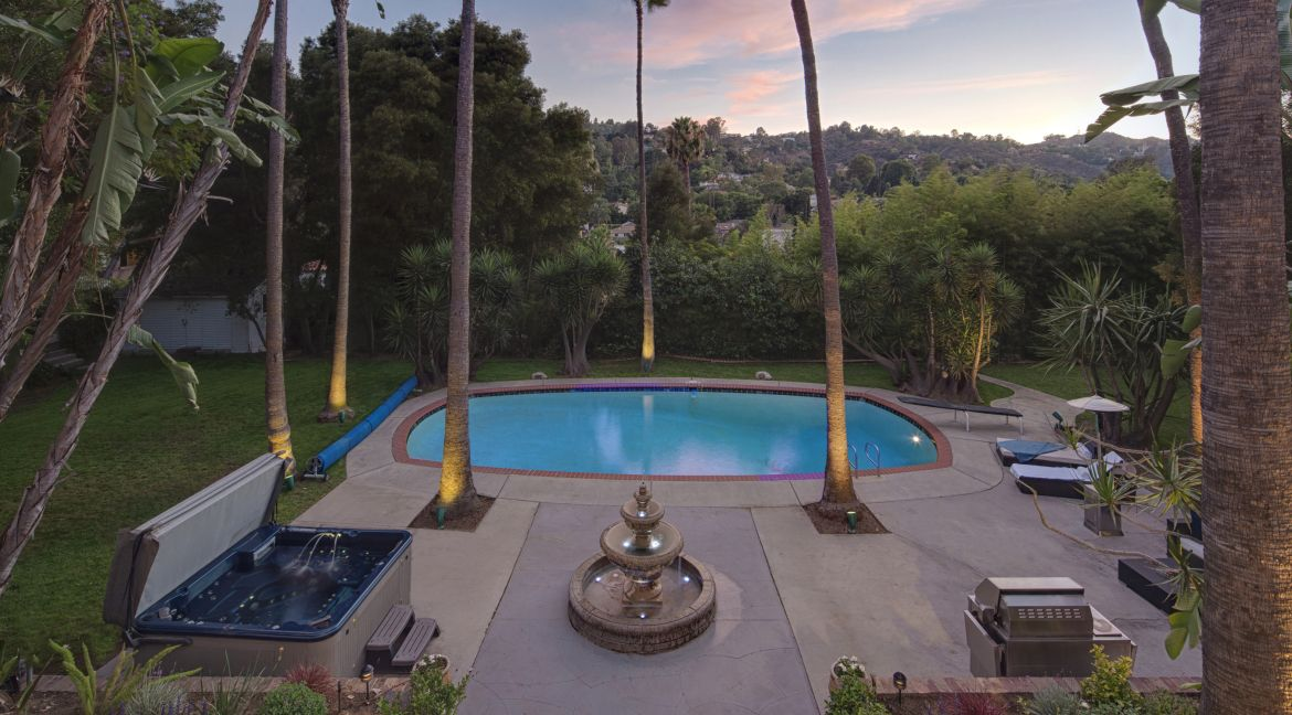 3222 Benda Place Los Angeles Homes Hollywood Hills Homes Celebrity Houses