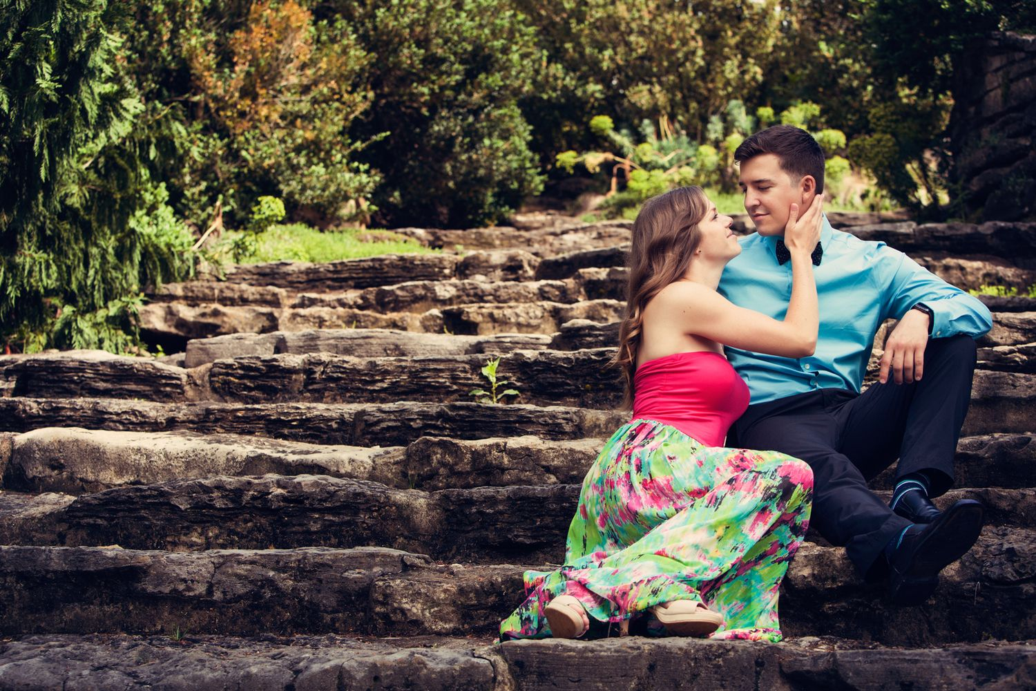 Nashville Engagement Photo #Nashville #Engagement #photo #photos #wedding #photographer #cheekwoodgardens