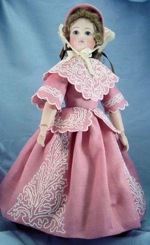 Old B Dolls: Pattikins French Fashion Doll Kits