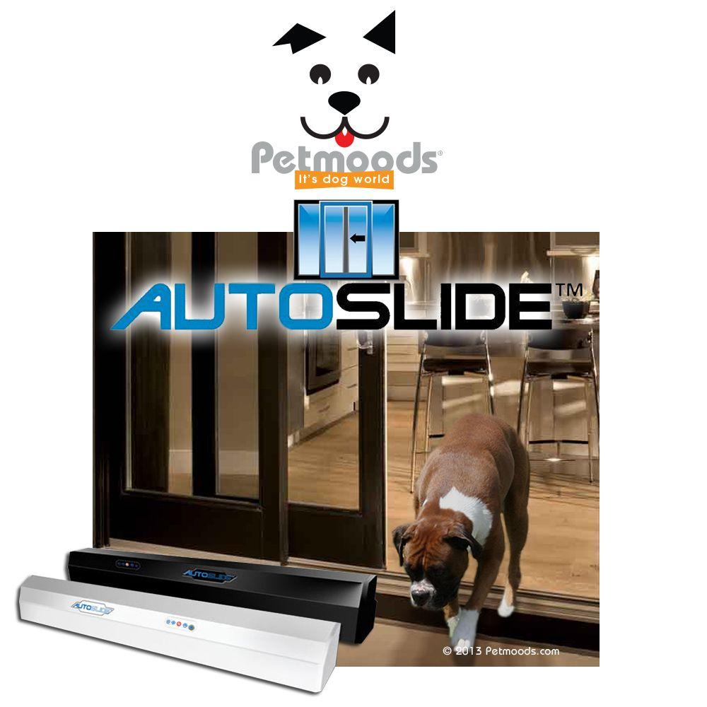New Autoslide Motion Sensor Pet Door Automatic Sliding Door System