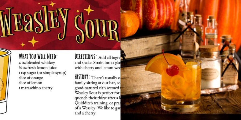 These Harry Potter tail recipes are so much better than ... on
