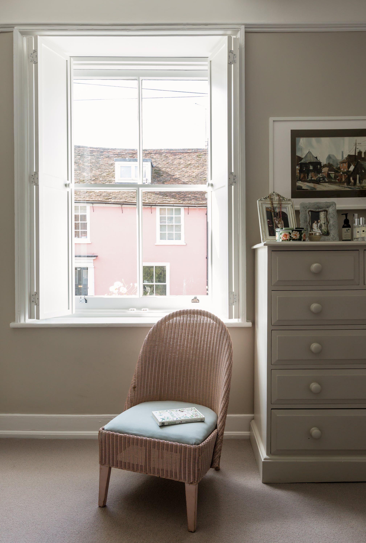 A Minimal, ScandiInfluenced UK Home Scandi living room