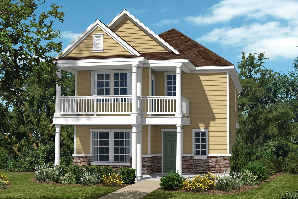 the villas at lakestone a kb home community in fuquay varina nc raleigh durham homes kb. Black Bedroom Furniture Sets. Home Design Ideas