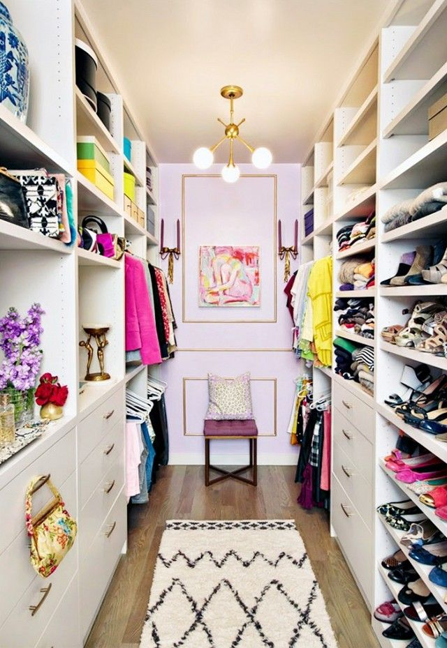 High Quality 3 Amazing Closet Makeovers: See The Before And After Pictures | WhoWhatWear