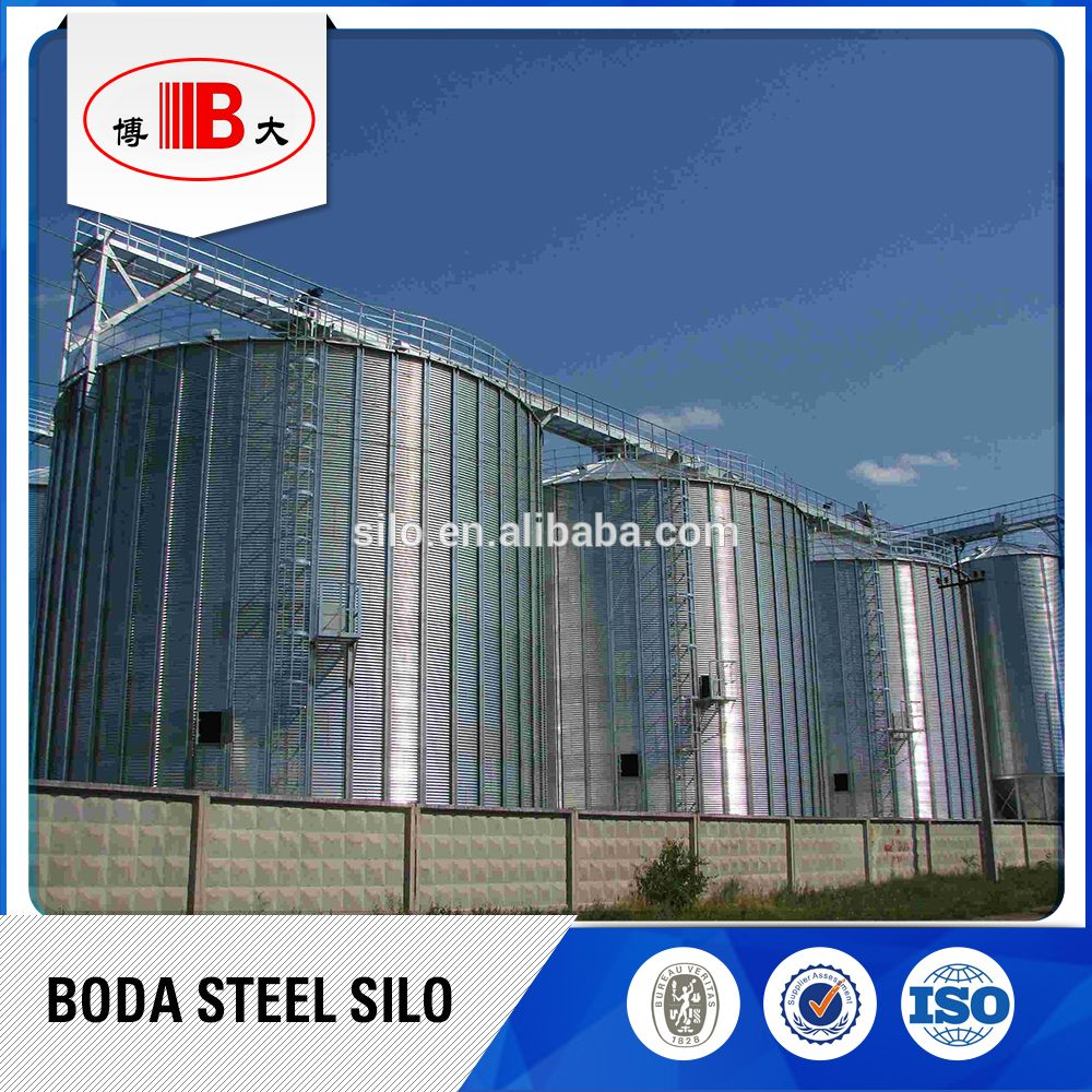 Steel silos with small capacity/small steel silo for grain