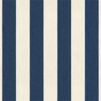 canopy stripe navysand sunbrella fabric by the yard s25 per yard