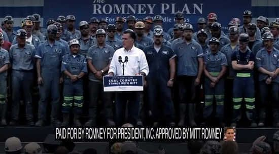 Tell the National Labor Relations Board to investigate the mandatory and unpaid attendance of mine workers at Romney event - Petition