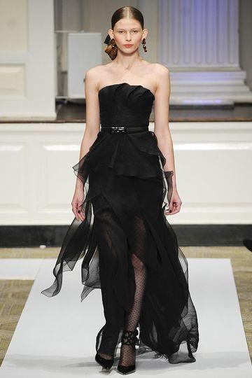 Oscar de la Renta: Pre-Fall-Collection 2012 | Kleider für Empfänge ...