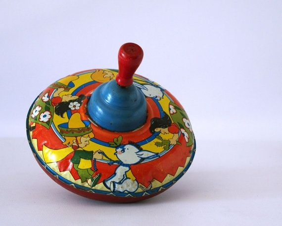vintage toys | had one of these growing up... Vintage Tin ...