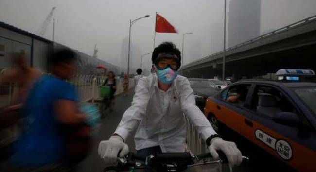 Shocking Photos Displaying How Dangerous Pollution In China Has Become