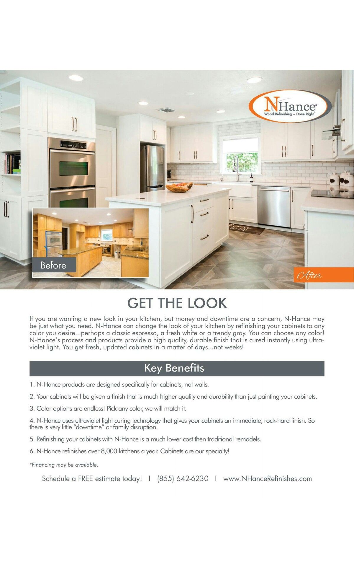 Pin By Jane Scott On Living Spaces With Images Kitchen Refinishing Martha Stewart Living Refinishing Cabinets