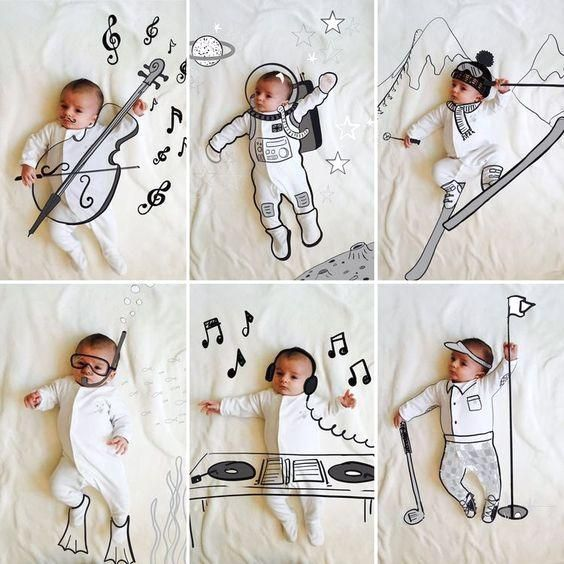 Photo of Best Baby Photoshoot ideas at home – diy