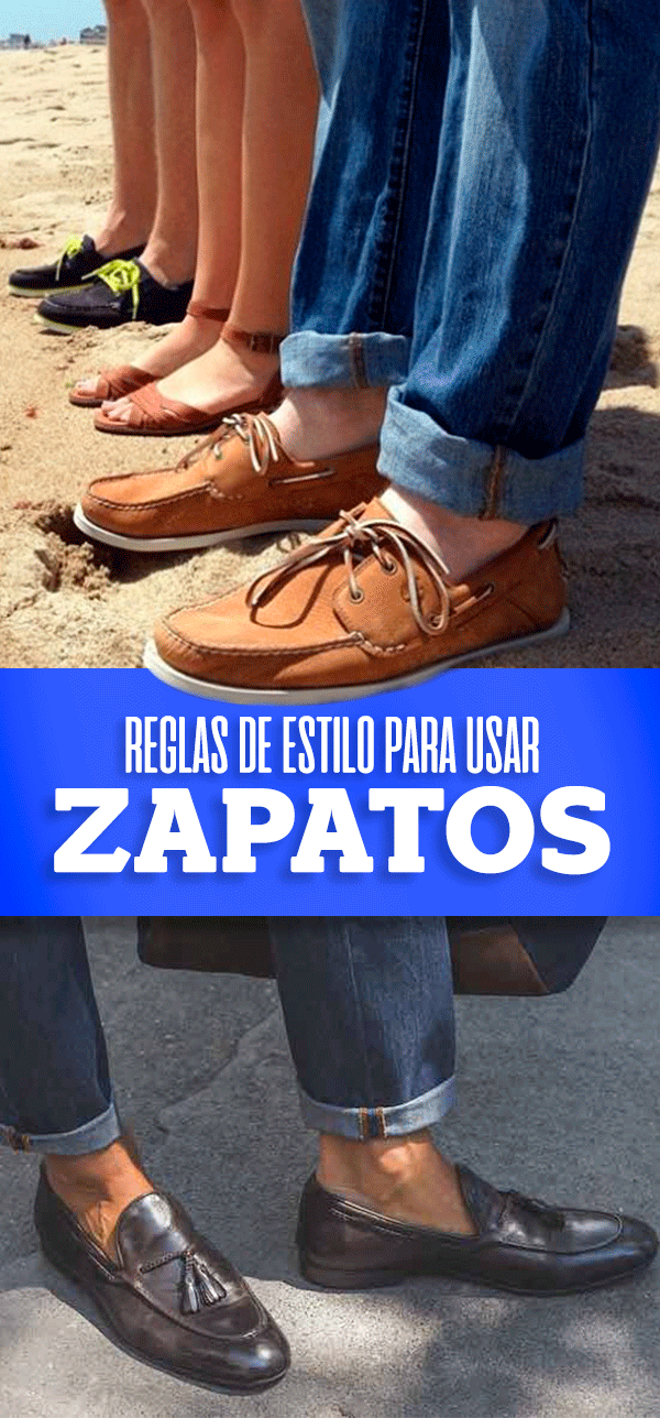 9150e33794458 9 Estilos de zapatos que necesitas usar correctamente  no siempre ...