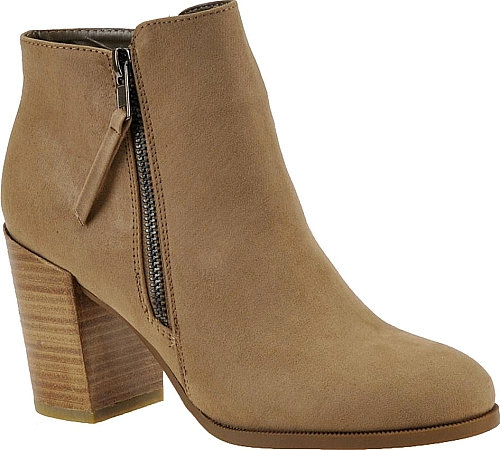 Madeline Girl Women's Shoes in Taupe