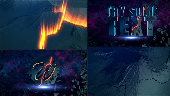 Videohive Epic Opener 13622570 After Effects