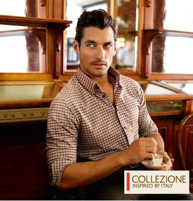 Italy and Gandy... what a perfect combination.