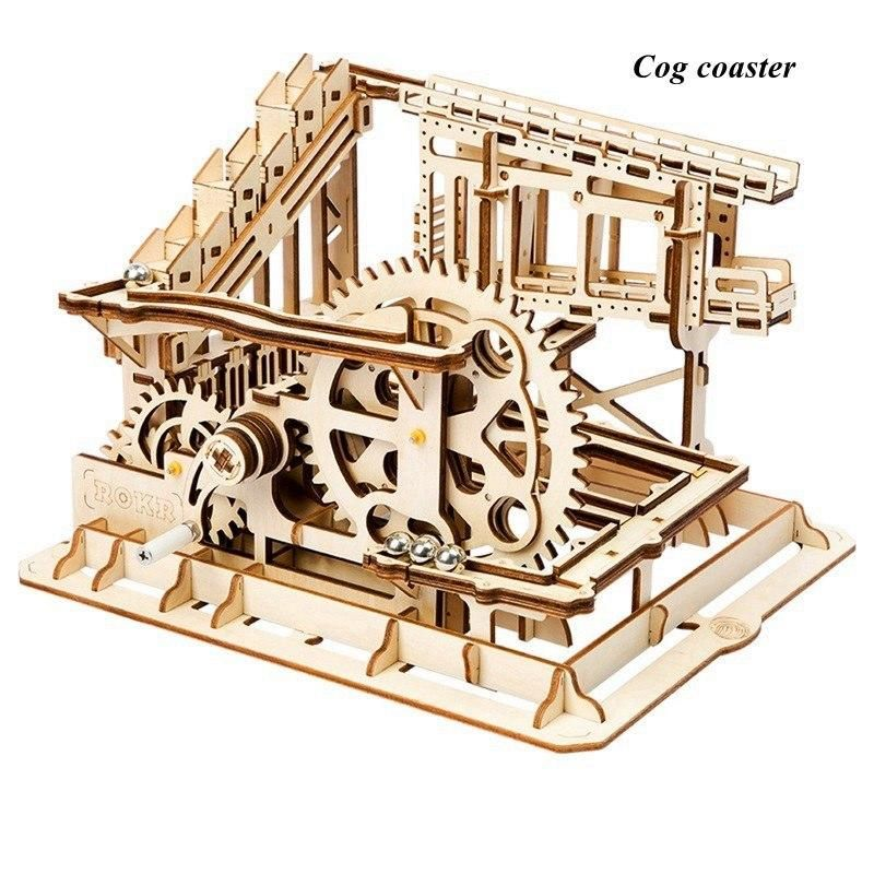 Calendars, Planners & Cards Creative Diy 3d Perpetual Calendar Wooden Mechanical Model Puzzle Game Assembly Toy Gift Calendar
