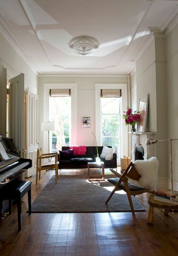 Wohnzimmer neu gestalten - Erfrischen Sie Ihre gemütliche Wohnecke ...