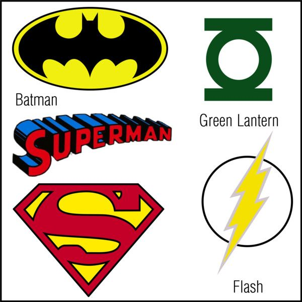 superhero emblems by label maker custom label designs pinterest rh pinterest com superhero logo maker free