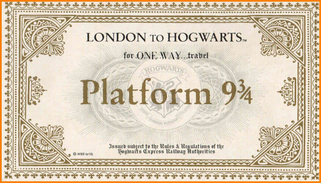 Free Printable Customizable Hogwarts Letter And Envelope Harry