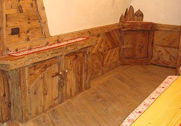 Tavolo Taverna ~ Rivestimenti per la stube in legno tavola per taverna pache