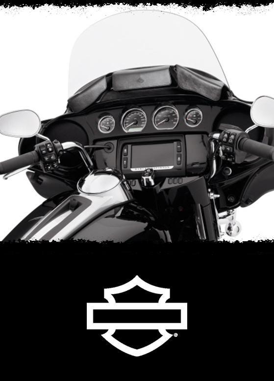 Three-Pocket Batwing Fairing Pouch | Harley davidson