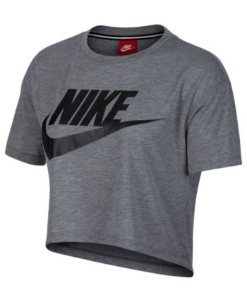 ea9de8750 Nike Sportswear Essential Cropped Top in 2019 | Products | Nike crop ...