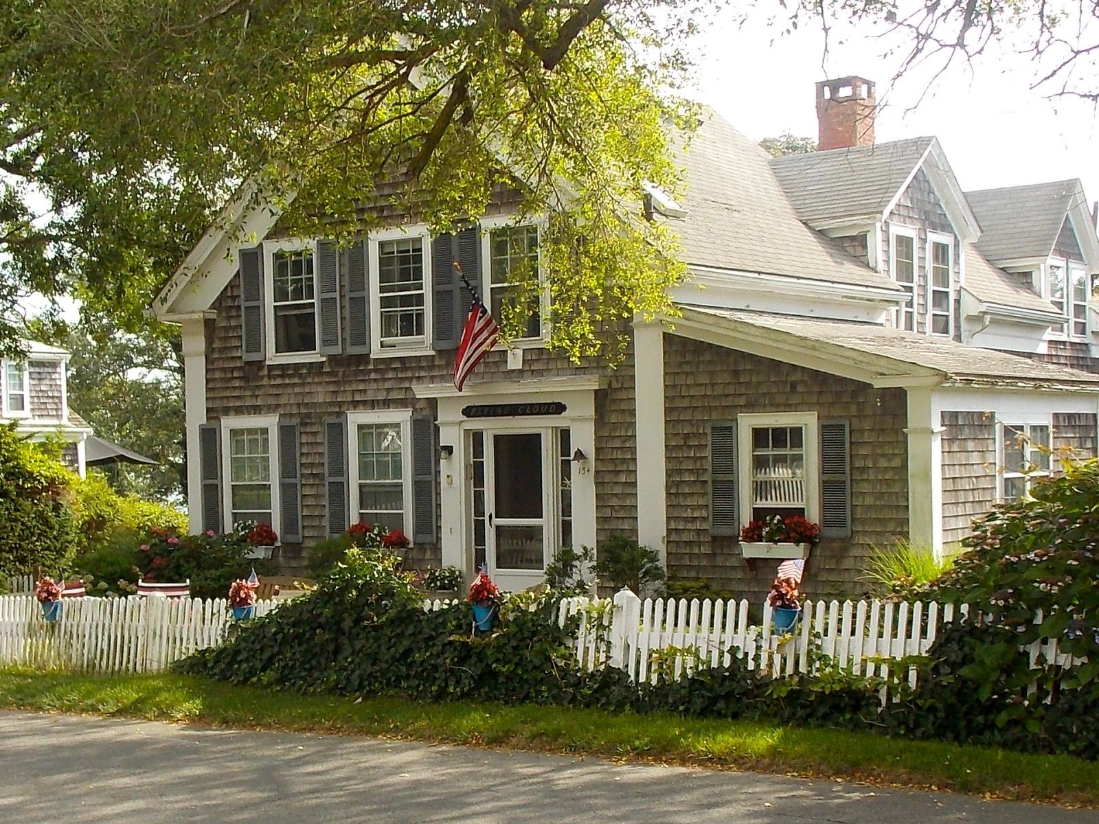 Perfect Cape Cod Cottage Chatham MA