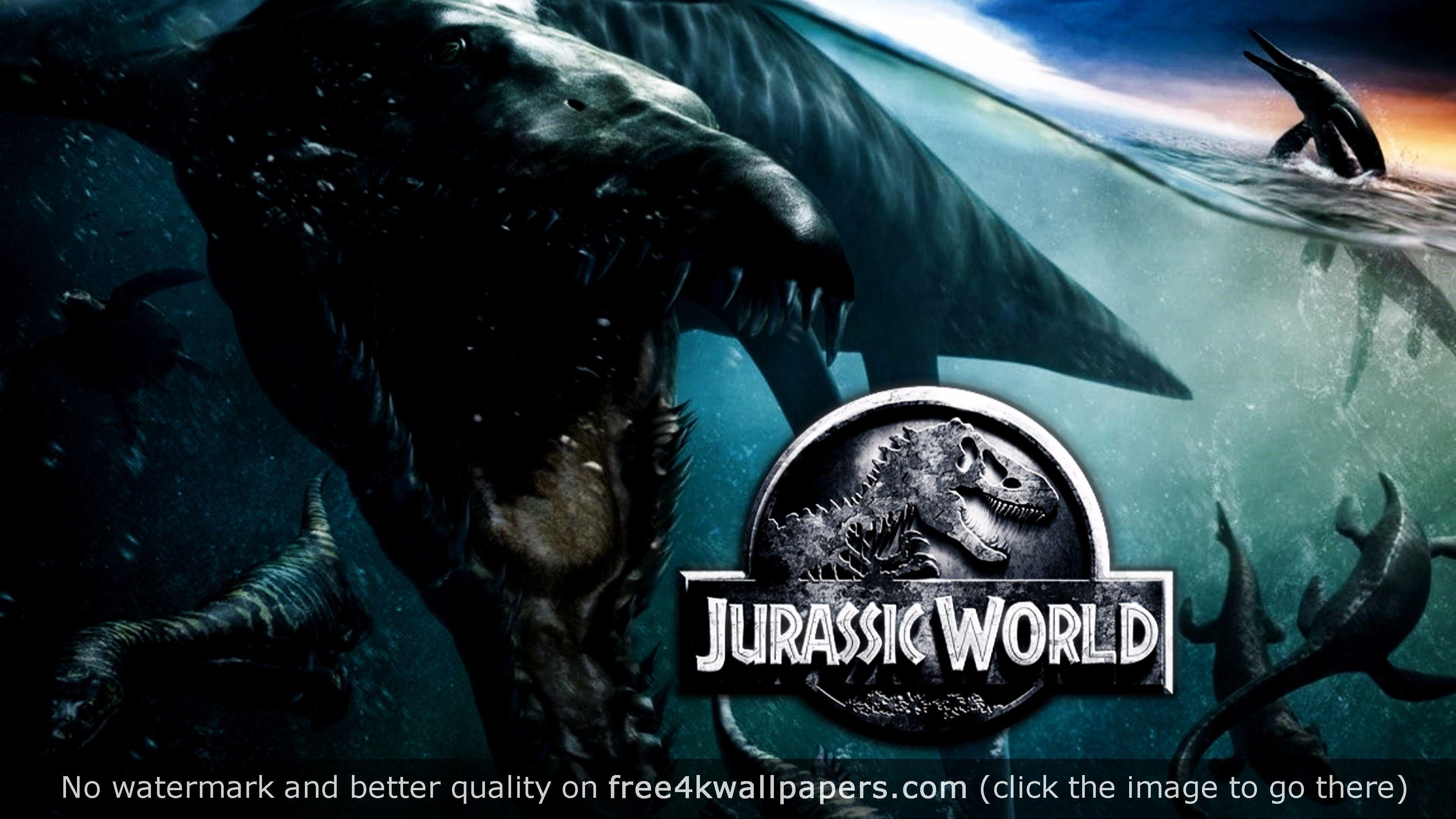 Jurassic World 4k Wallpaper Jurassic World Movie Jurassic World Wallpaper World Wallpaper