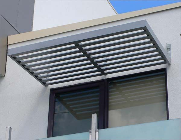 Awnings Colorbond 174 Steel Aluminium Woodgrain