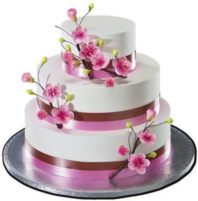 Vons Wedding Cake