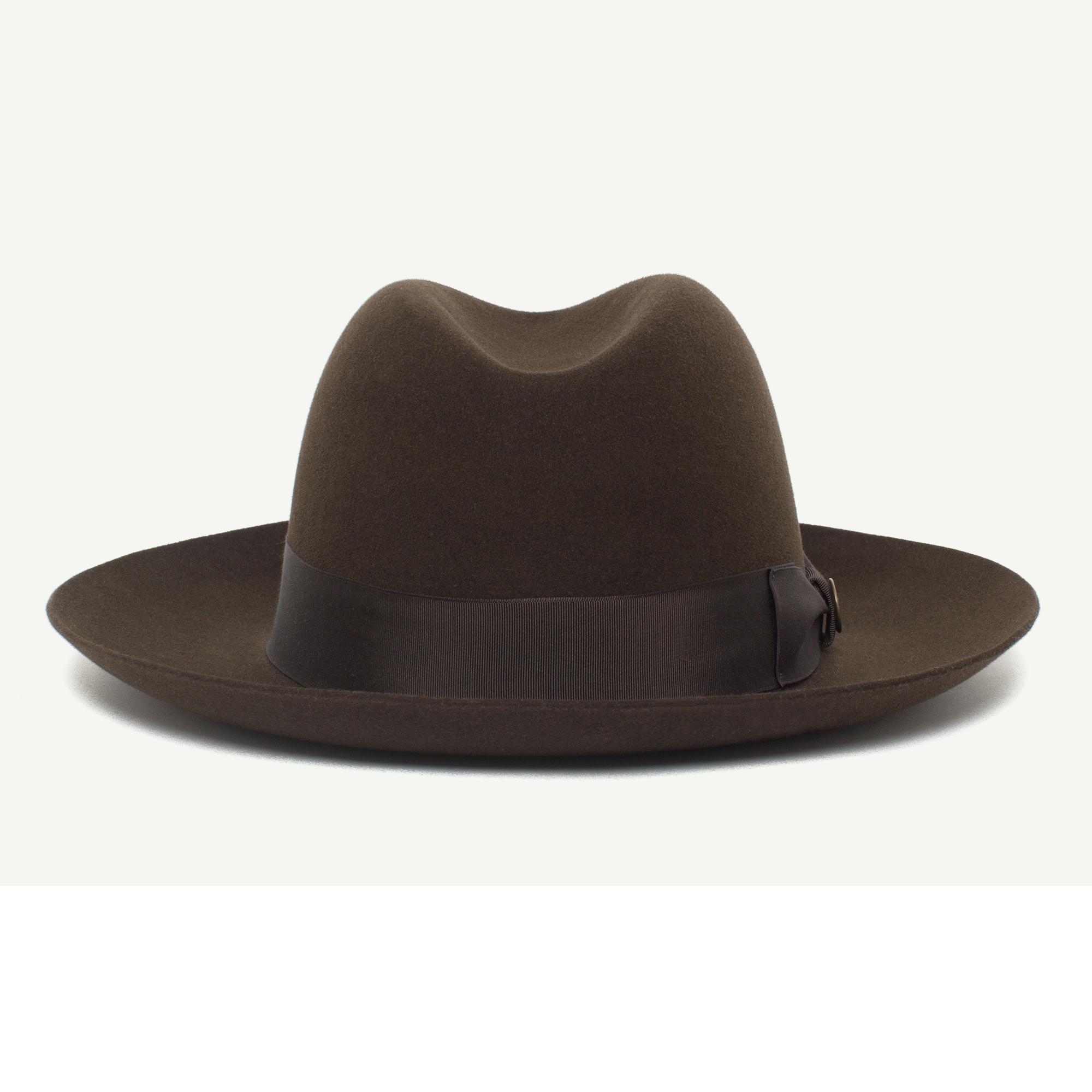 Bob Benson Felt Fedora Hat  b1243699723