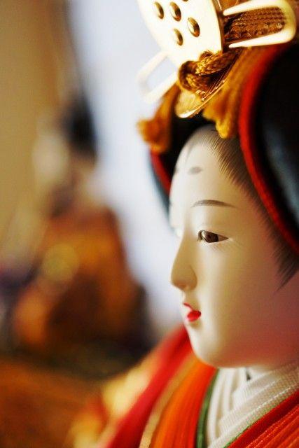 Japanese Hina doll